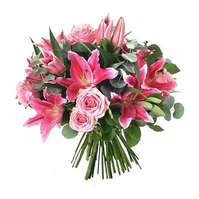 Ramo de flores cumpleaños