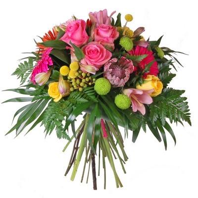 Ramo de flores sensacion