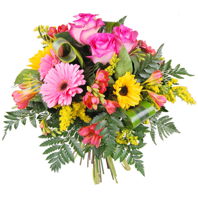 Ramo de flores especial